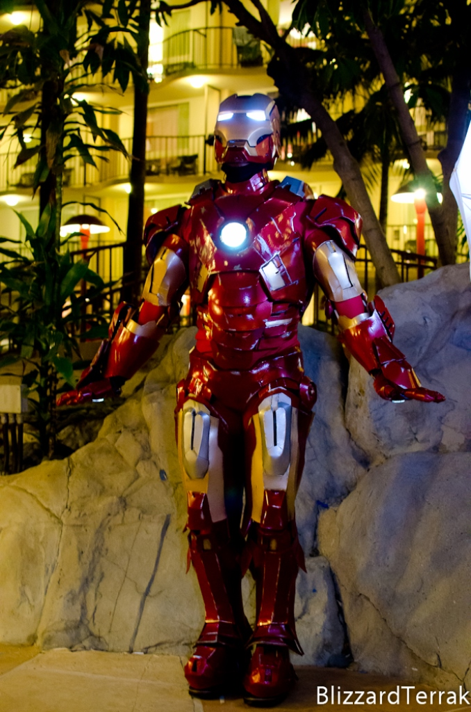 Iron Man Mk VII (Foam) by Andrew Makes Things Photo by
