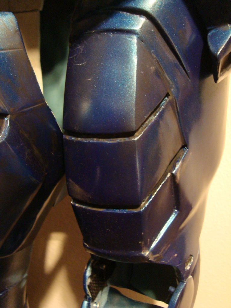 Stealth Iron Man Cosplay W Motorized Faceplate Tutorial
